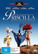 Adventures Of Priscilla Queen Of The Desert - Hugo Weaving DVD NEW