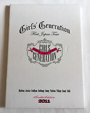 GIRLS GENERATION SNSD First Japan Tour 2011 Concert Souvenir Photo Book K-POP n2