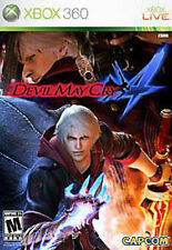 Devil May Cry 4 GAME (Xbox 360) **FREE SHIPPING!!