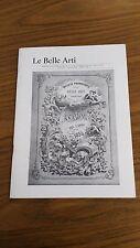 LA298_SOCIETA' PROMOTRICE DELLE BELLE ARTI TORINO_ANNO VIII_APRILE 1988