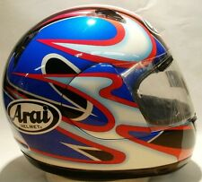 Arai Astro J Tempest 2 Blue & Black motorcycle helmet Astral Very Quiet Small