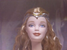 GALADRIEL LOTR The Fellowship of the Ring Barbie by MATTEL 2004 NRFB