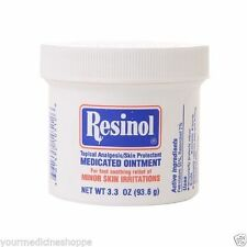 Resinol Topical Analgesic Skin Protectant Ointment, 3.3oz (367492105126/640/TY)