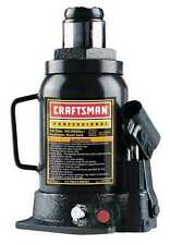 CRAFTSMAN 9-50285 Bottle Jack, Hydraulic, 20 Tons
