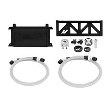 Mishimoto Oil Cooler Kit - Black - fits Subaru BRZ / Toyota GT86 - 2013-