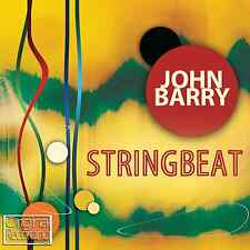 John Barry - Stringbeat CD