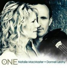 One [Digipak] by Natalie MacMaster/Donnell Leahy (CD, Apr-2015, Linus Entertain…