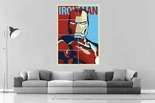 IRON MAN Vintage Special affiche Art Poster Grand format A0 Large Print