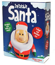 Inflatable Christmas Santa Claus 50cm