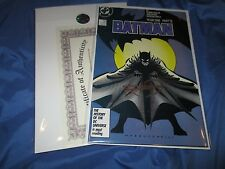 BATMAN #405 Signed Comic by Frank Miller ~Year One Part 2 1987 DC COMICS