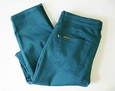 Celebrity Pink Womens Juniors Skinny Jeans Colored Deep Turquoise Sz 15-NWT