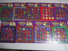 Pick your Pokemon Battling coin! Complete Pokedex available Fill your collection