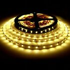 Warm White 5M 300 Leds SMD 3528 Led Strip Lights Lamps Non-waterproof 12V