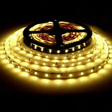 Warm White 5M 300 Leds SMD 3528 Flexible Led Strip Light Non-waterproof 12V 24W