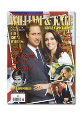 Prince William and Kate Middleton Royal Wedding Magazine