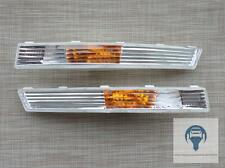 Paraurti Freccia Luce Lampeggiante Set er VW Passat B6 3C2 3C5 Dx Sx