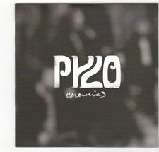 (EZ466) Pylo, Enemies - 2013 DJ CD