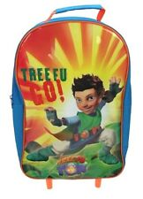 Tree Fu Tom' tree Go' école voyage chariot rouleau roues sac tout neuf cadeau