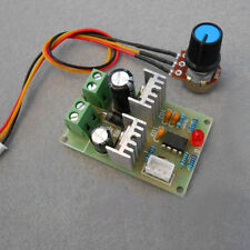 Latest 12V-36V PWM DC Motor Speed Controller Module Switch Adjustable Voltage