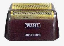 WAHL 5 Star Series Shaver/Shaper SUPER CLOSE Foil Replacement - GOLD