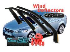 FORD MONDEO 4/5D 2007-2015 Saloon/HTB Wind Deflectors 4 pcs HEKO (15279)
