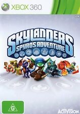 Skylanders Spyro's Adventure - game only - Xbox 360 - fast free post