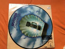 LP  Picture Disc  Mythos  ‎– Concrete City -  Krautrock