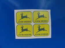 JOHN DEERE sticker/decal x4