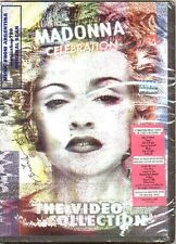 2 DVD SET MADONNA CELEBRATION THE VIDEO COLLECTION SEALED NEW GREATEST HITS BEST
