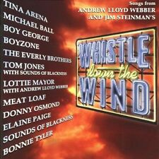 Whistle down the Wind (1998) Tina Arena, Michael Ball, Boy George, Boyzon.. [CD]