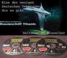 Douglas Adams Raumschiff Titanic PC-Spiel Starship Kult DEUTSCH eine der wenigen