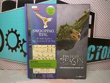 FANTASTIC BEASTS BOOK & SWOOPING EVIL MODEL - LOOT CRATE DX - 02/17
