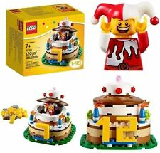 LEGO 40153 BIRTHDAY CAKE TABLE DECORATION AGES 1-99 BRAND NEW