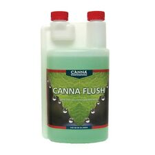 CANNA FLUSH 250ml FREE SYRINGE