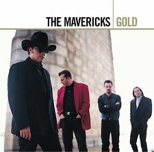 THE MAVERICKS Gold 2CD BRAND NEW Best Of Greatest Hits