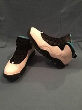 Retro Jordan 10 Powder Blue Sz 13 Foamposites Kobe LeBron Nike Air Max KD Lot