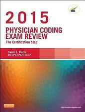 Physician Coding Exam Review 2015: The Certification Step, 1e
