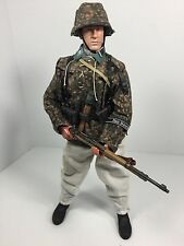 "1/6 DRAGON GERMAN 2ND SS ""DAS REICH"" W DIV ARDENNES BATTLE OF BULGE W2 BBI DID"