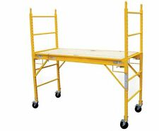 6 ft. x 6 ft. x 29 in Multi-Use Drywall Baker Scaffolding 1000 lb. Load Capacity