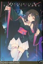 JAPAN  Unbreakable Machine-Doll wa Kizutsukanai Ruroo Art Works