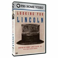 Looking For Lincoln On DVD Brand New D77
