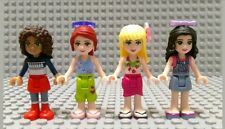 Lego Friends - Set of Four Figures - NEW
