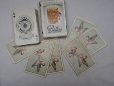 ALF COOKE LTD - BIRDS PLAYING CARD SET (BUTLERS OF WOLVERHAMPTON)