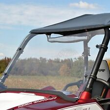 Full Clear Front Windshield with Hardware For Polaris RZR 570 800 900 S RZR4 UTV