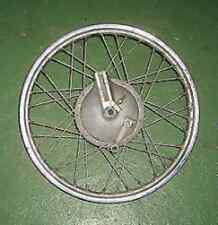 "RUOTA CERCHIO POSTERIORE 18"" REAR WHEEL MOTO MORINI 501 RACING MOTARD CROSS"