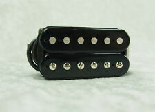 NEW! Bare Knuckle VH II humbucker bridge pickup with black coils