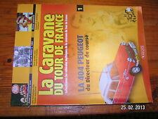 ¤ Fascicule Caravane Tour de France n°1 Peugeot 404 T.Marie Anquetil Tour 1964
