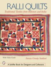 Ralli Quilts: Traditional Textiles from Pakistan and India, , Stoddard, Patricia
