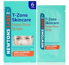 T-ZONE Clear Out Nose Pore Strips 6 Pack Blackhead Removal