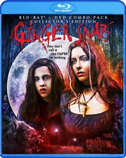 Ginger Snaps: Collector's Edition - 2 DISC SET (2014, REGION A Blu-ray New)